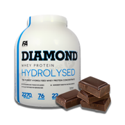 FA Diamond Hydrolysed Whey 2270g Chocolate