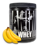Universal Animal Whey Trial Size 135g Banana