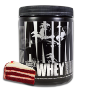 Universal Animal Whey Trial Size 135g Red Velvet