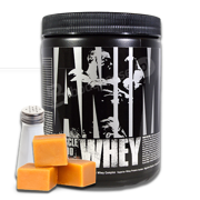 Universal Animal Whey Trial Size 135g Salted Caram