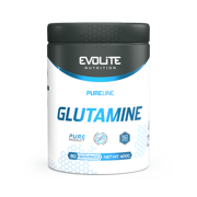 Evolite L-Glutamine 400g Pure