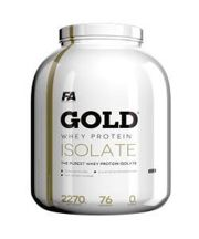 FA Gold Protein Isolate 2270g Chocolate