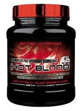 Scitec Hot Blood 2.0 820g