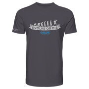 Evolite T-shirt Evolve Mouse Grey XL
