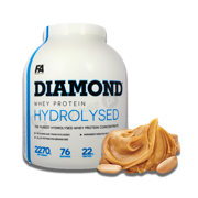 FA Diamond Hydrolysed Whey 2270g Peanut Butter