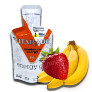 FA Vitarade Energy Gel 45g Strawberry Banana