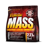 PVL Mutant Mass 2270g Cookies & Cream