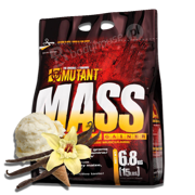 PVL Mutant Mass 6800g Vanilla Ice Cream