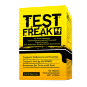 Pharma Freak Test Freak 120caps