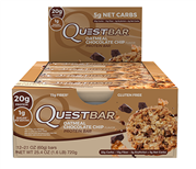 Quest Bar 60g - Chocolate Brownie - best before 27.07.2017