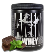 Universal Animal Whey Trial Size 135g Choc Mint
