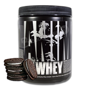 Universal Animal Whey Trial Size 135g Cookies Cream