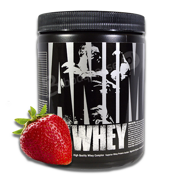 Universal Animal Whey Trial Size 135g Strawberry