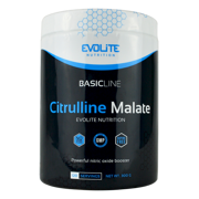 Evolite Citrulline Malate 300g Crazy Orange