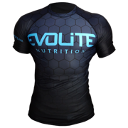 Evolite Rashguard Elite Blue XL