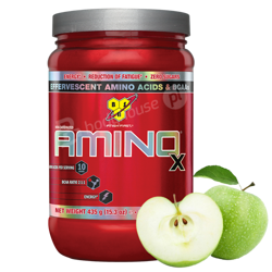 BSN Amino X 435g Green Apple