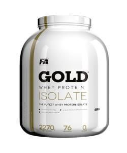 FA Gold Protein Isolate 2270g Raspberry