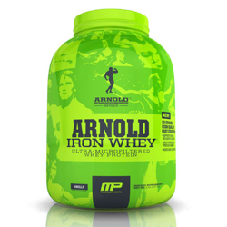 Muscle Pharm Iron Whey 2270g Vanilla