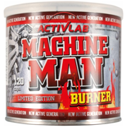 Activlab Machine Man Burner 120caps