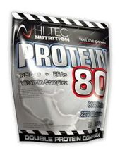 Hi Tec Protein 80 1000g Strawberry